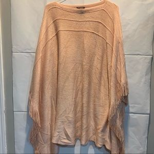 Layers by Lizden plus size poncho